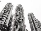 中国一线楼市率先回暖 新房价格纷纷上涨